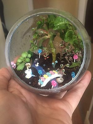 handmade mini figurines custom made, fairy garden, unicorn,