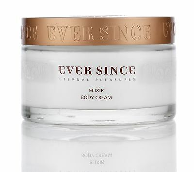 Ever Since - Elixir Dead Sea Mineral Body Cream - With Shea Butter - 200ml