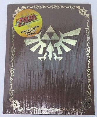 Zelda Twilight Princess Collectors Edition Guide * New But Minor Imperfections