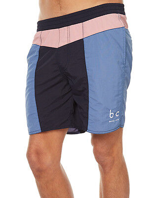New Barney Cools Men's B Quick Mens Beach Short Nylon Retro