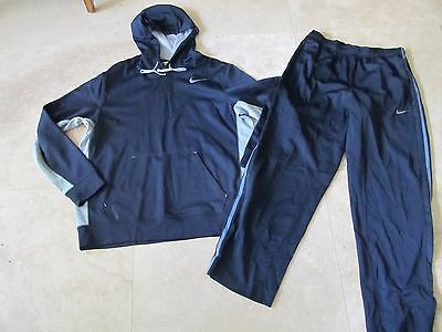 Lot, 2 mens size L,large Nike pants, hoodie, Therma Fit