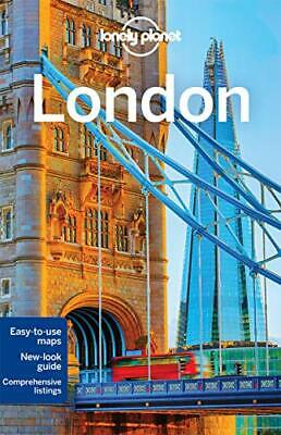 Lonely Planet London (Travel Guide) by Harper, Damian Book The Cheap Fast Free