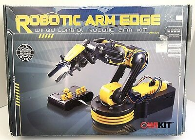 OWI Robotic Wired Control Arm Edge OWI-535 COMPLETE Kit- New