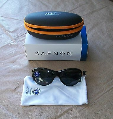 83642c10f3 NEW KAENON SUNGLASSES Anacapa Black Pacific Blue G12 Lenses ...
