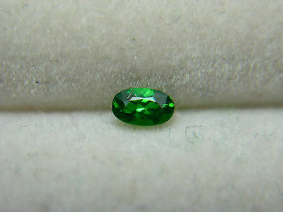 very rare TSAVORITE Gem Afghanistan emerald Green Garnet oval gemstone NATURAL a