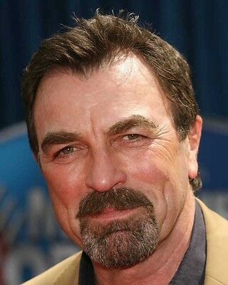 Tom Selleck Movie Tv Actor 1 Glossy Lab Printed Color Photo 8x10 Picture #201