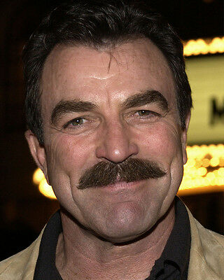 Tom Selleck Movie Tv Actor 1 Glossy Lab Printed Color Photo 8x10 Picture #203