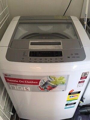 6.5KG Top Loader LG Washing Machine - WFT6572 *Immaculate Condition*