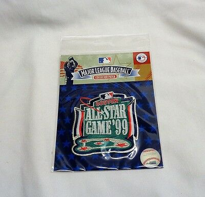 ee1f7e3e475 Official Boston Red Sox Fenway Park 1999 Allstar Game ASG Jersey Patch  FREESHIP