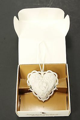 Margaret Furlong From The Heart 1997 Ornament with Original Box Porcelain