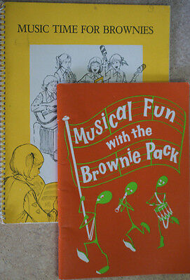 MUSIC TIME FOR BROWNIES/Musical Fun with the Brownies