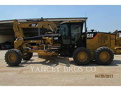 2011 CATERPILLAR 12M Motor Graders