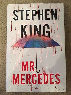 Mr. Mercedes by Stephen King 1st Edition Hardcover