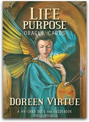 """life Purpose Oracle Cards"" By Doreen Virtue (Oracle)"
