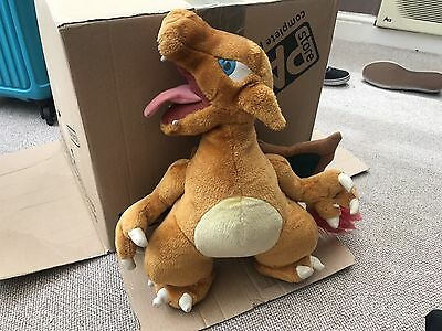 "Giant 18"" Charizard Play By Play Nintendo Pokémon Plush Soft Toy"