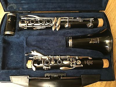 PROFESSIONALLY OVERHAULED BOOSEY AND HAWKES REGENT  Bb CLARINET