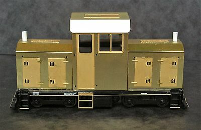 0n30 7mm Narrow Gauge-Etched Brass Bodyshell for the Bachmann 70 Tonner chassis