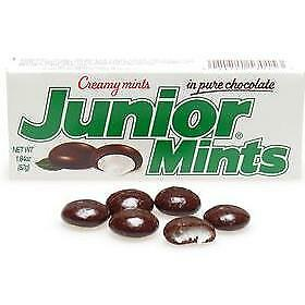 Junior Mints American USA Candy, Lollies Lolly & Snacks