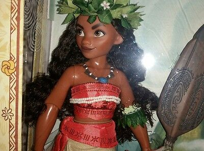 Disney Limited Edition Doll  Moana 17""