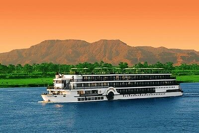 Luxury 5 Star Nile Cruise and Stay holiday