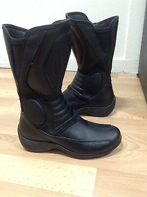 Ladies Dainese motorbike boots size EU37
