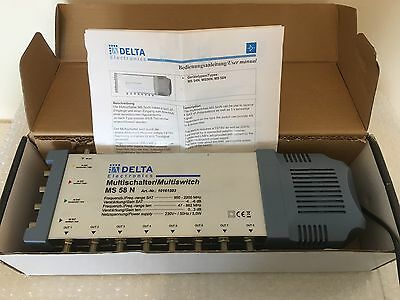 Delta Electronics MS 58 N Multiswitch