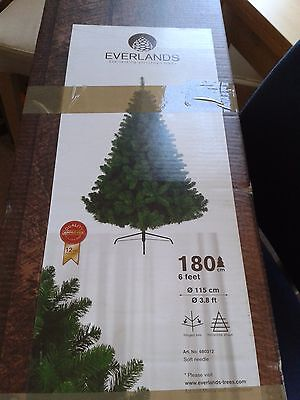 Everlands Xmas Tree Imperial Pine (green) 180 cm