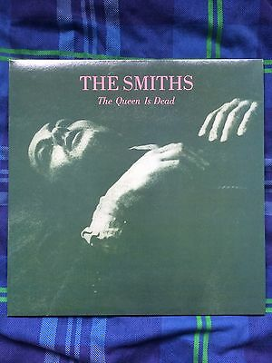 "The Smiths The Queen Is Dead Green Coloured Vinyl 12"" LP"