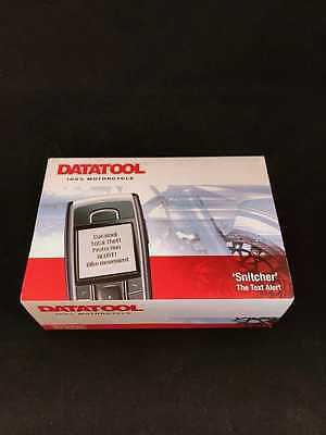 Datatool 'Snitcher' Text Alert Pager System for Car / Motorcycle - New and Boxed