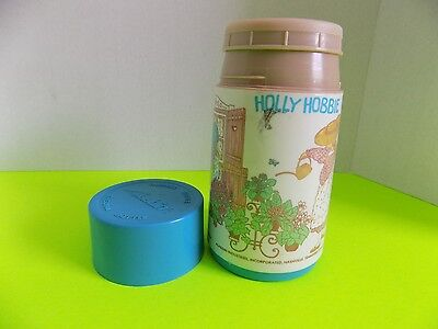 Vintage Holly Hobby Thermos Aladdin Brand Thermal Bottle 1981 American Greetings
