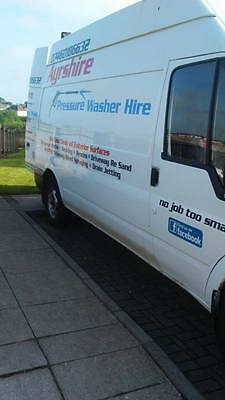 mobile pressure washing /jetting business