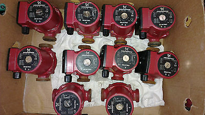 Grundfos 15-50 130 SELECTRIC central heating water pump