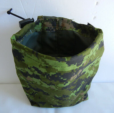 CANADIAN ARMY DIGITAL DUMP POUCH Made in Cananda