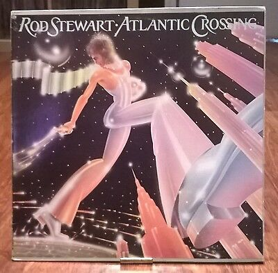 ROD STEWART ATLACTIC CROSSING lp vinilo rock 1975 spanish press 1983