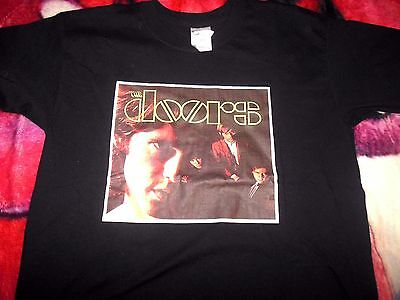 The Doors 1st DEBUT  LP cover   T-Shirt childrens large