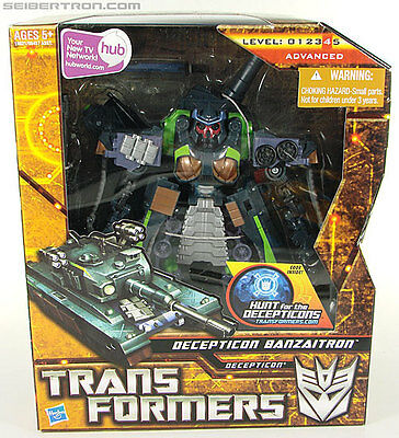 transformers voyager lot htfd