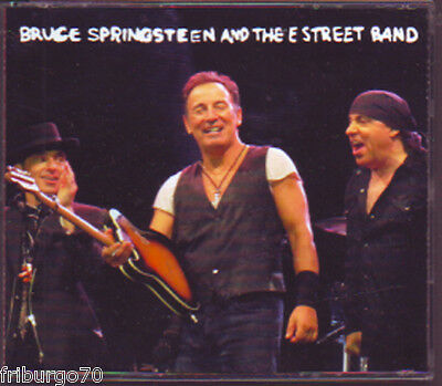 Bruce Springsteen - Gothenburg Second Wrecking Ball Night 2012 - Crystal Cat