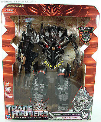 transformers leader class shadow command megatron