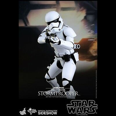 -= ] HOT TOYS - First Order Stormtrooper: Star Wars the Force Awakens EPVII [ =-