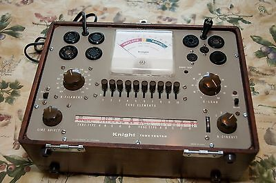 Knight 600 Tube Tester
