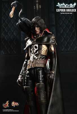 1:6 Scale HOT TOYS MMS222 Space Pirate - Captain Harlock