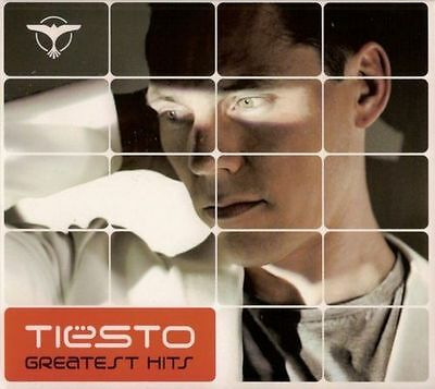 TIESTO CollECTION BEST OF 2CD SET  NEW AND SEALED   IMPORT