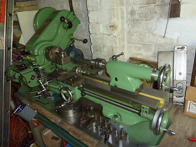 Myford ML7-R Lathe with quick change gear box