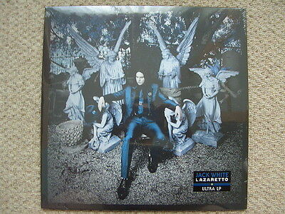 Jack White Lazaretto Ultra LP Sealed (White Stripes) Hidden Tracks Third Man Rec