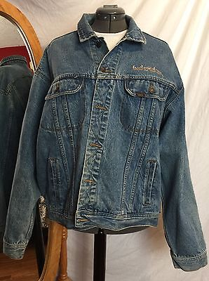 Paul McCartney 2002 Driving USA Denim Tour Jacket XL - Never Worn or Washed
