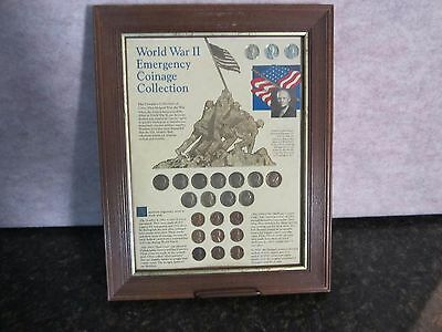 World War 2 Emergency Coinage Collection