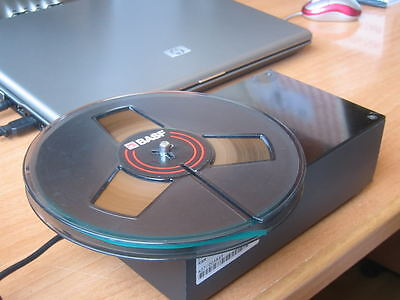 Magnetic Media Erasure - Reel to Reel Tape - Cassettes - HDD erasure destruction