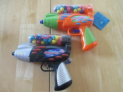 Gum Collection! Pair of vintage Dubble Bubble Gum Water Blaster Guns