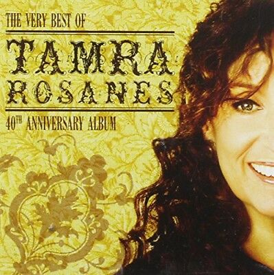Tamra Rosanes - Very Best of 40th Anniversary [New CD] Portugal - Import