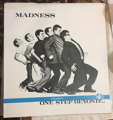 Madness / Public Image Ltd - Misprinted Proof Sleeve.  1 Only!  Sex Pistols
